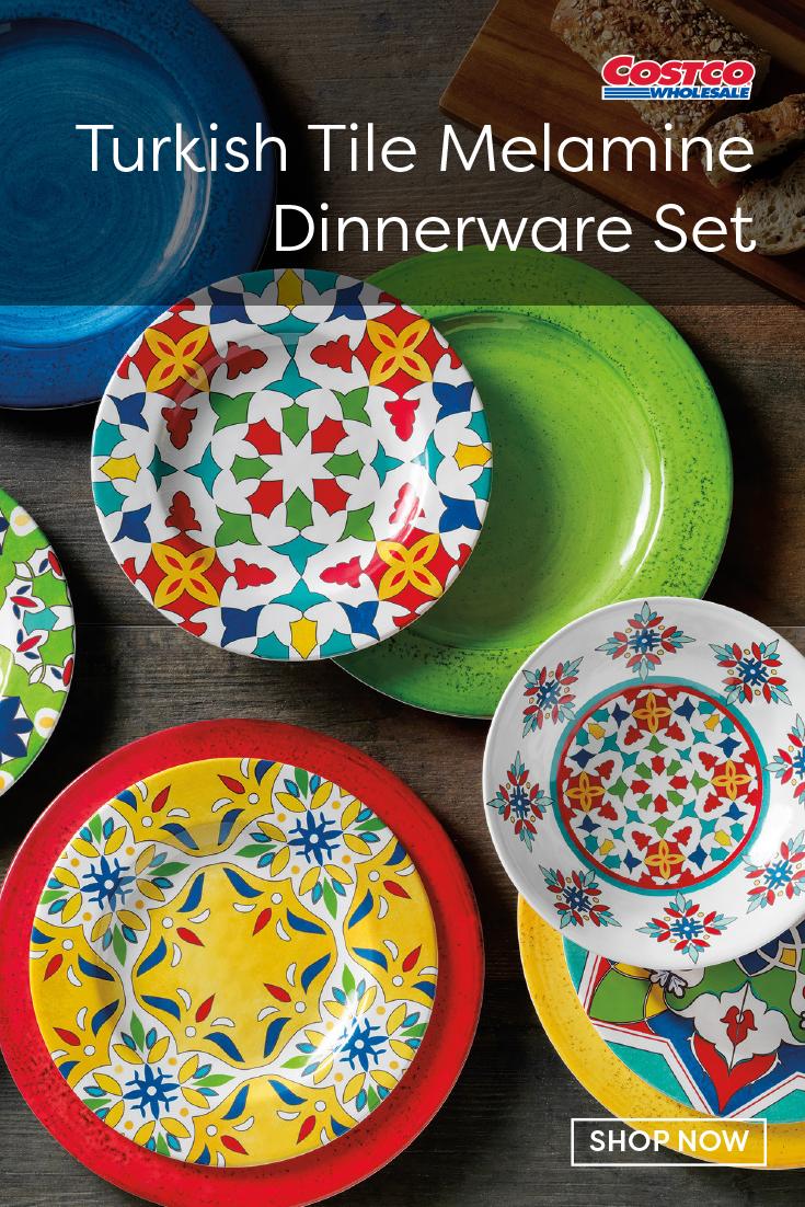 Dinnerware Sets At Costco In 2020 Dinnerware Set Pioneer Woman Kitchen Decor Dinnerware Sets