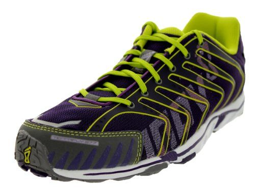 Inov8 Womens Terrafly 277 Trail Running ShoeBlackberryLimeWhite65 M US ***  You can find more