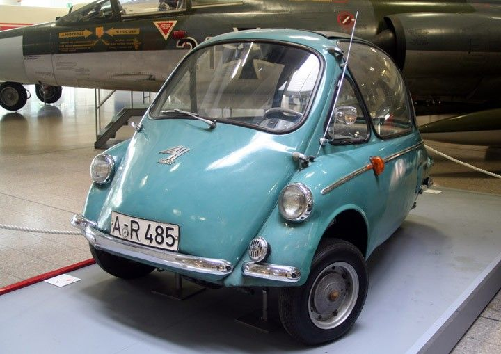 Bubble Car Heinkel Type Kabine Bubble Car Microcars