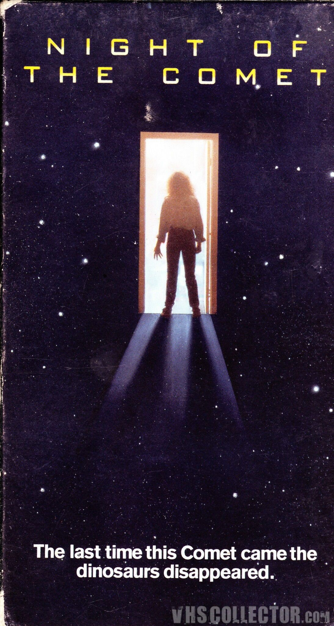 Night Of The Comet 1984 Best Horror Movies Horror Movies Movie Posters