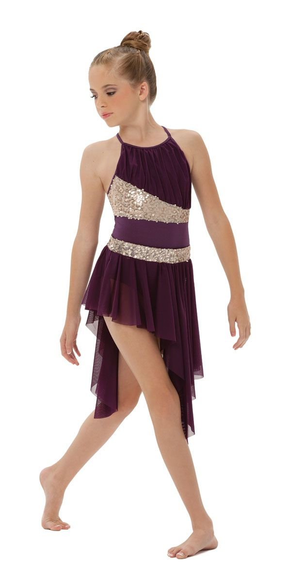 Lyric solo lyrical dance costumes : A luminous lyrical look from Révérence Dance Apparel | Costumes ...
