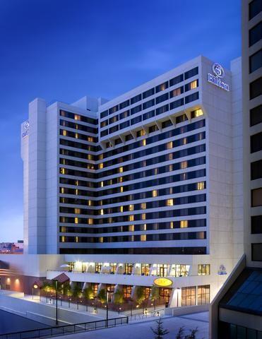 Hilton Salt Lake City Center In Salt Lake City Con Imagenes