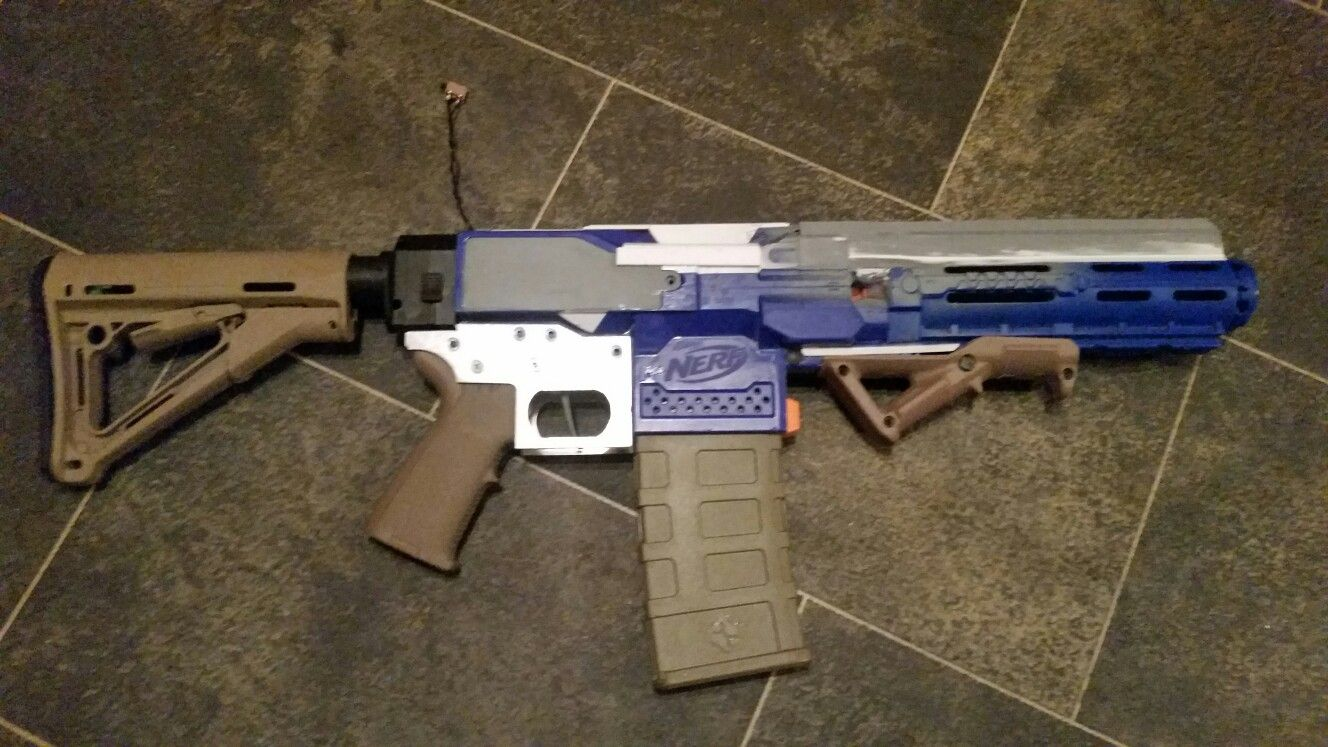 Pin By James Snowberger On Nerf Nerf Guns Weapons