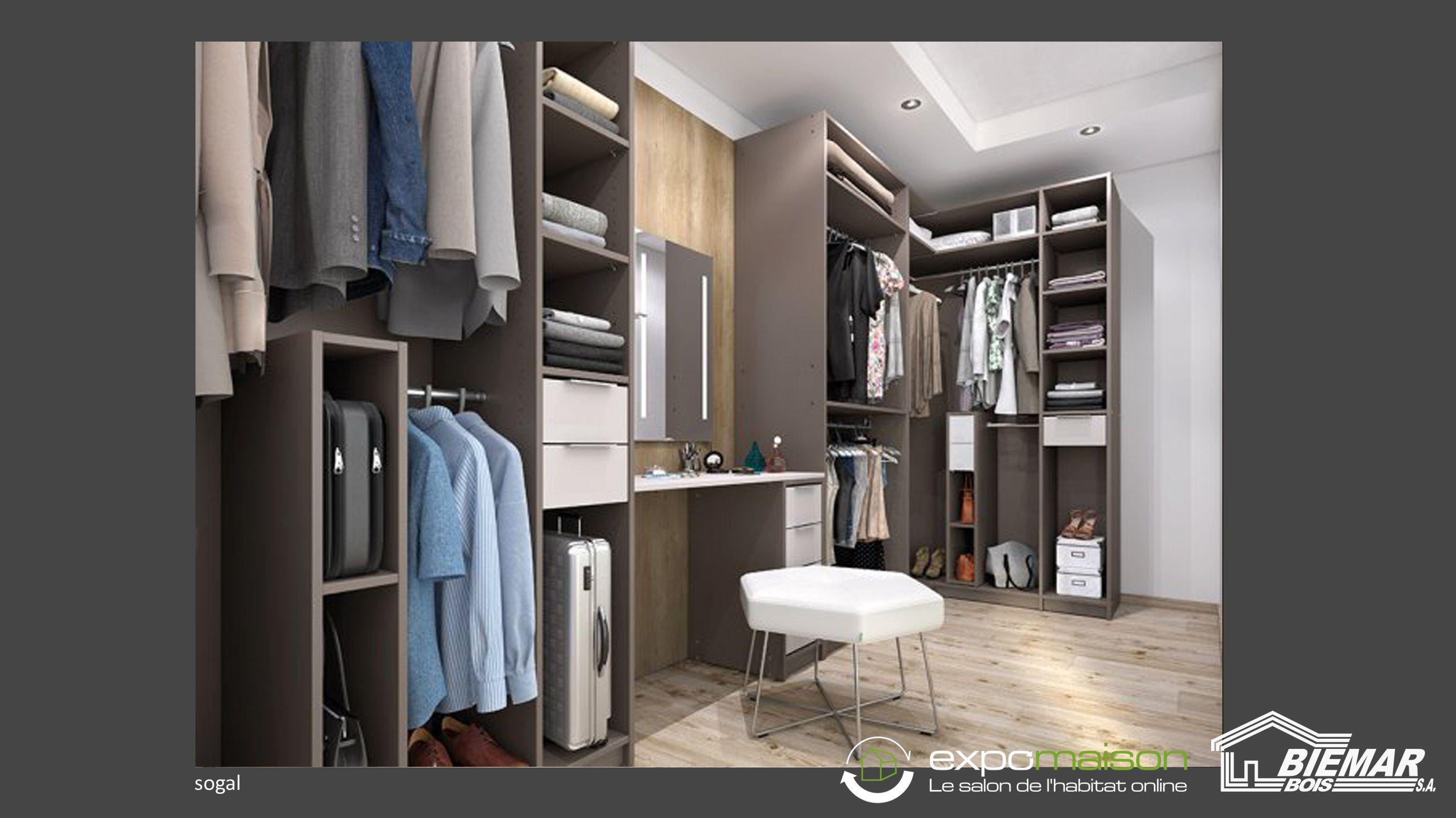 Stores - Placards - Dressings - Sauna - Idée maison - Idée stores ...