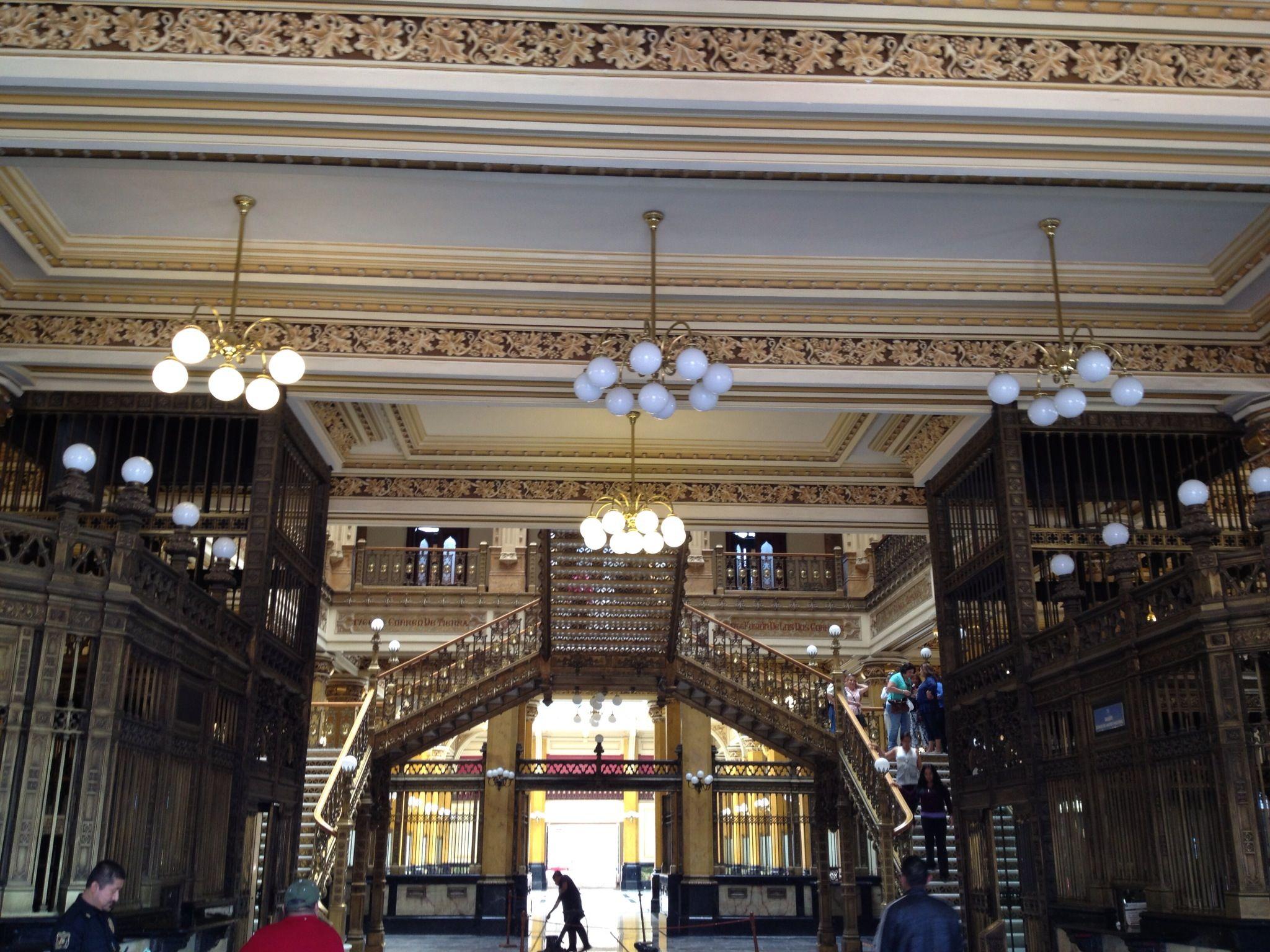 Palacio De Correos Centro Historico Palacios Ciudades Historicas