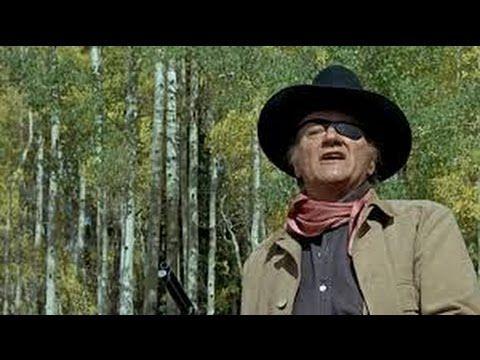 John Wayne - True Grit (1969) - Adventure, Western, Drama - YouTube