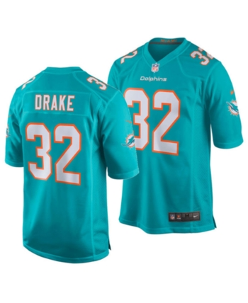 finest selection 7b660 a2e97 Nike Men Kenyan Drake Miami Dolphins Game Jersey | Products ...
