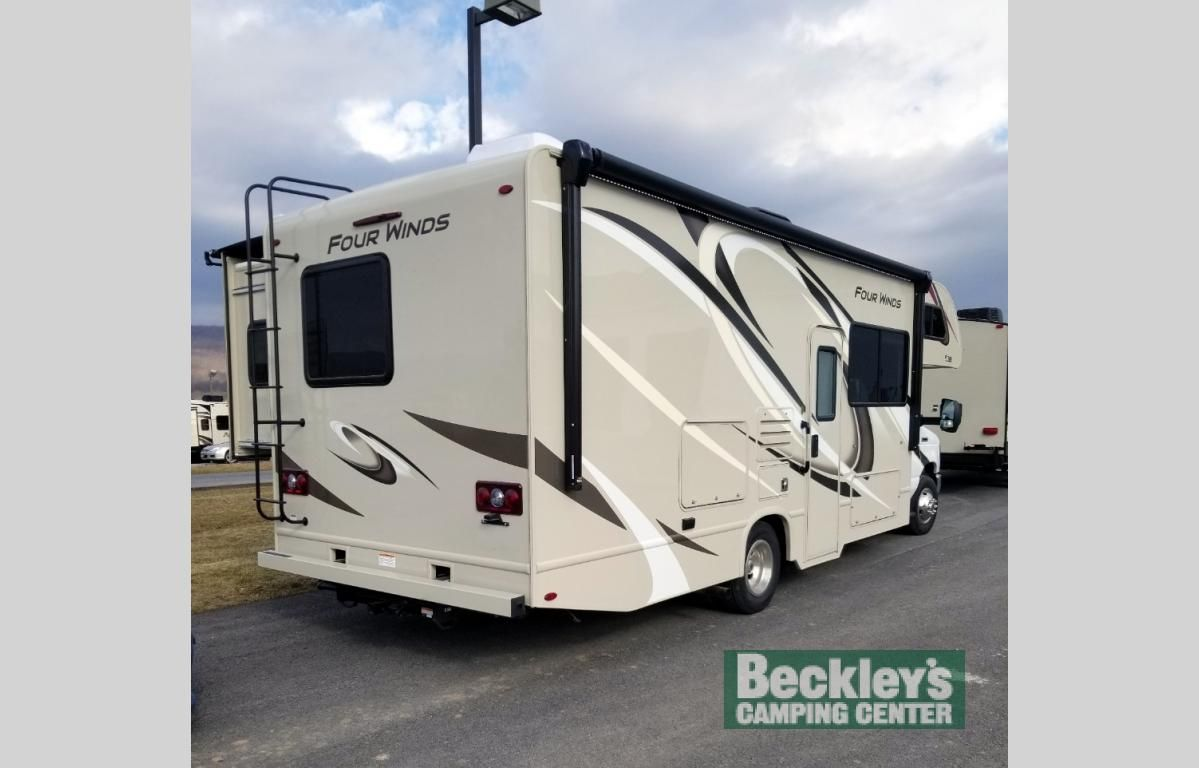 New 2019 Thor Motor Coach Four Winds 26b Motor Home Class C At