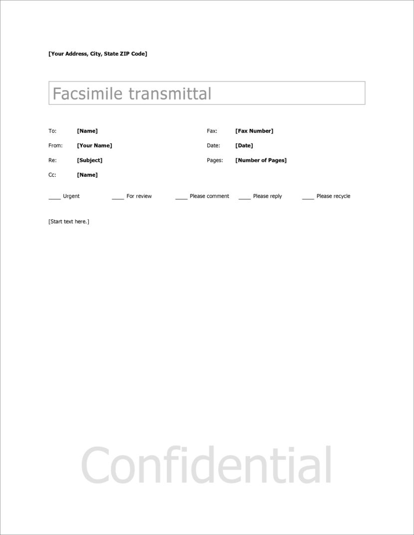 20 Free Fax Cover Templates Sheets In Microsoft Office Docx Letter Templates Cover Sheet Template Cover Letter Template