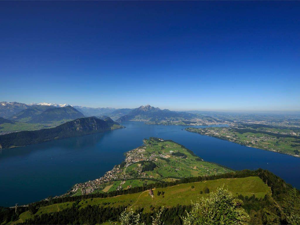 Luzern-Vierwaldstättersee | Schweiz | Schöne Aussichten ...