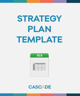 Free Strategic Plan Template From Cascade  Planning
