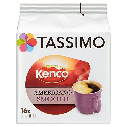 Tassimo Kenco Caff Crema 128g Case Of 5 -- Amazon Most