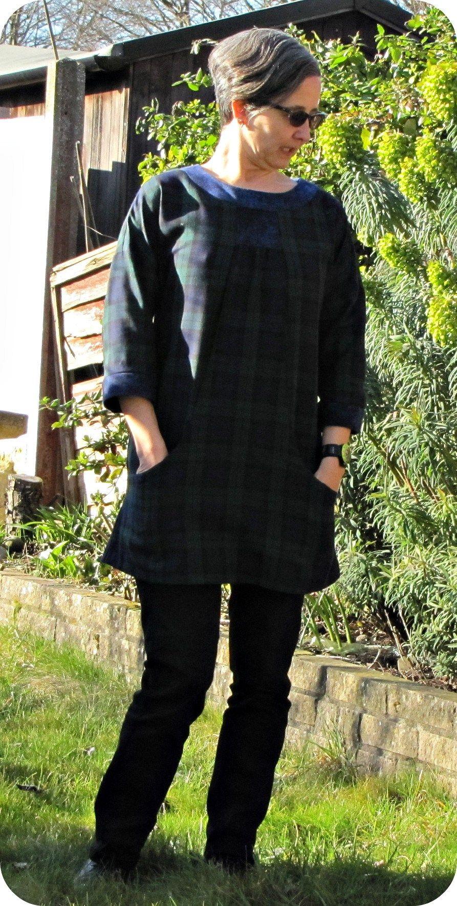 2012 lisette portfolio tunic