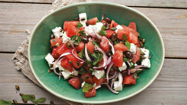 Watermelon and Feta Salad - RTÉ Lifestyle