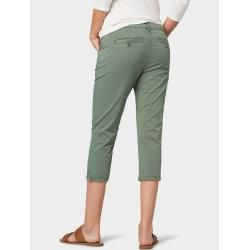 Photo of Tom Tailor Women's Relaxed Tapered Jeans, green, plain, size 42 Tom TailorTom Tailor