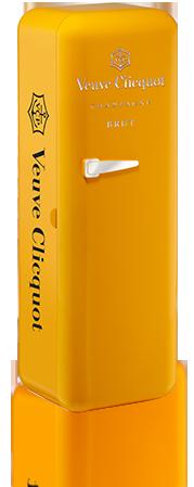 "Veuve Clicquot ""refrigerator"""