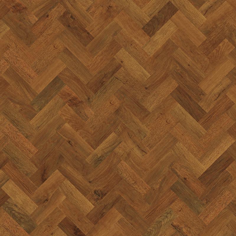 Vinyl herringbone flooring