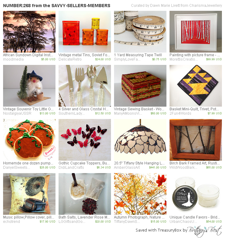NUMBER:268 from the SAVVY-SELLERS-MEMBERS by Dawn Marie Livett http://etsy.me/1LD4vJy #Etsy #treasury #gifts #quilt