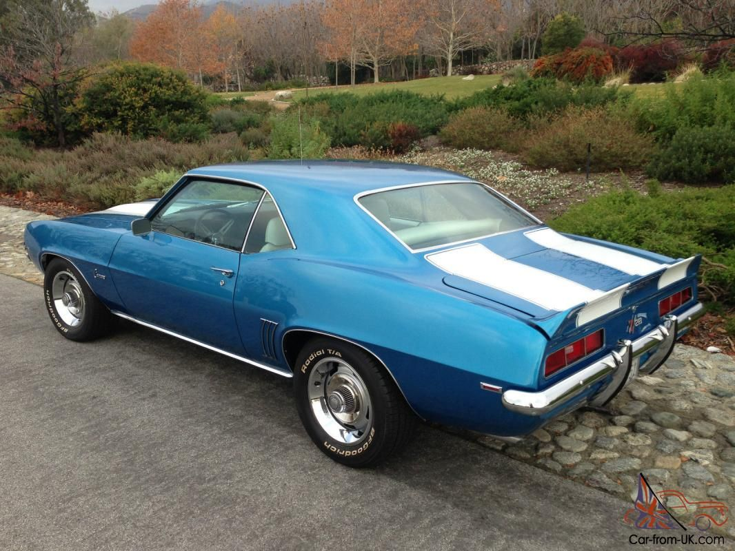 This Was One Of The First Muscle Cars Out There And Even May Have