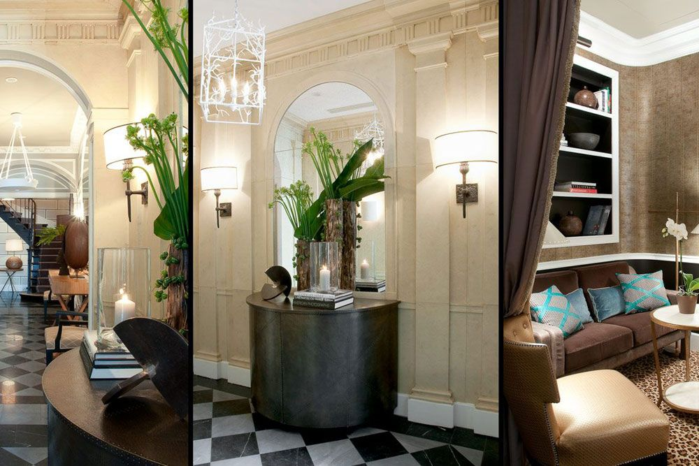 Hotel Recamier - Paris luxury boutique hotel - Saint Germain