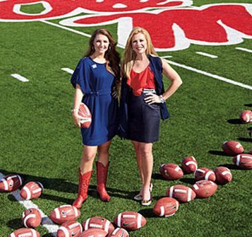 Game Day Fashion from Southern Living