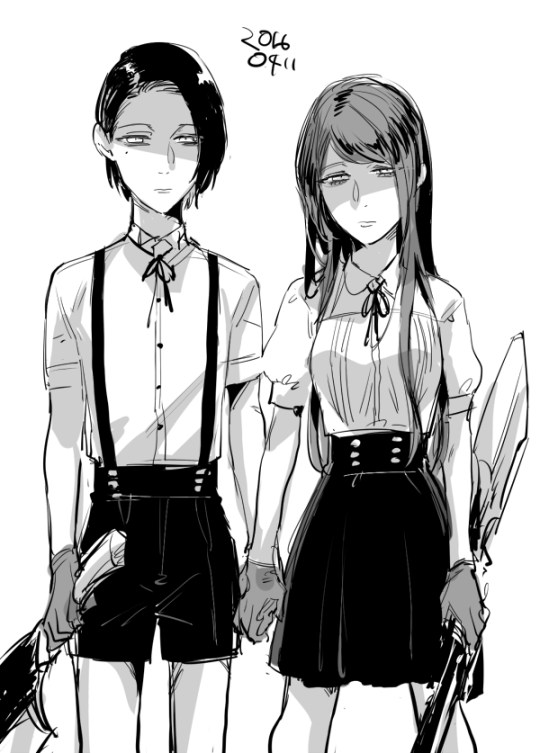 Furuta and Rize