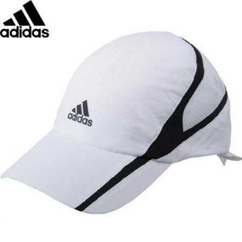 promo code 7149b 4355c Adidas ClimaCool Running Cap - One - White adidas. $12.23 ...