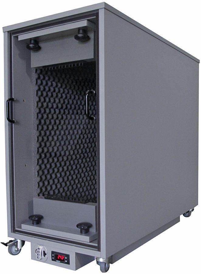 Serverschrank KEODA Silent - Box 500 | KEODA Serverschränke | Pinterest