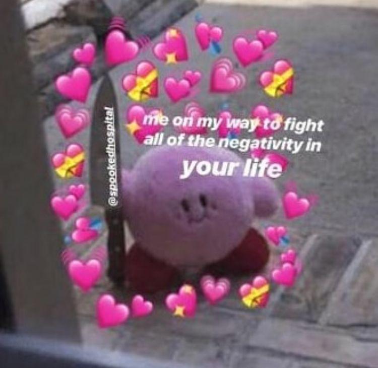 Pin by Cinna on Heart Spam Sweet memes, Cute love memes