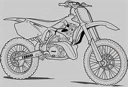 Drawings Dirtbike Bing Images Bike Drawing Dirt Bike Tattoo