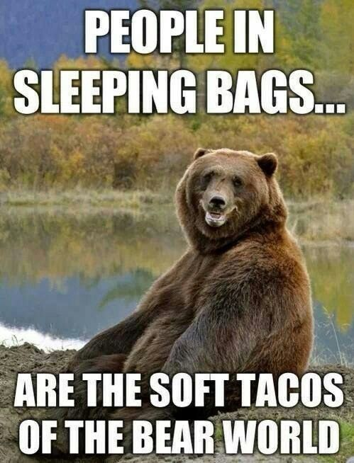 Mmmmm... soft tacos.