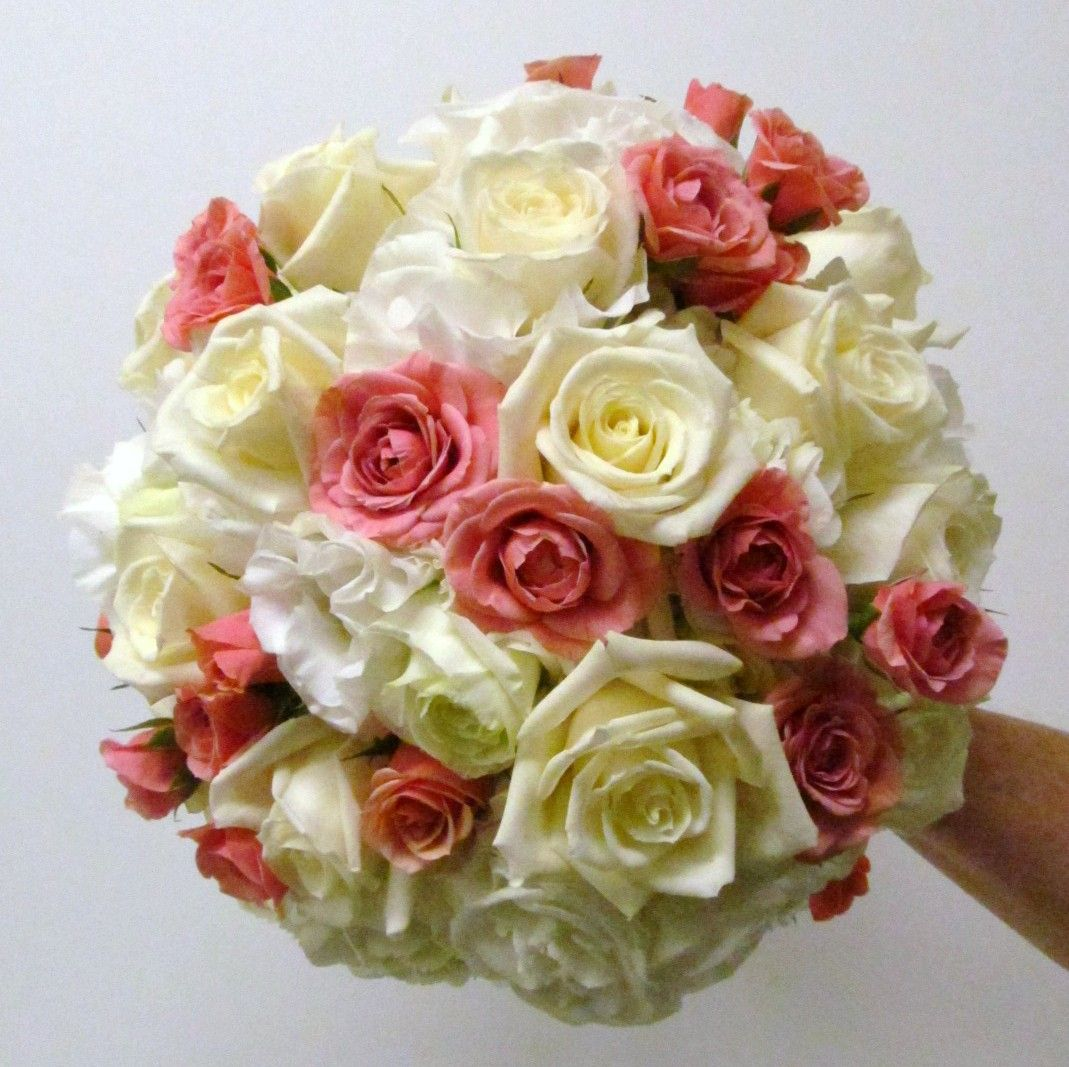 fresh wedding bouquets | Coral Wedding Bouquet | Buffalo Wedding & Event Flowers by Lipinoga ...