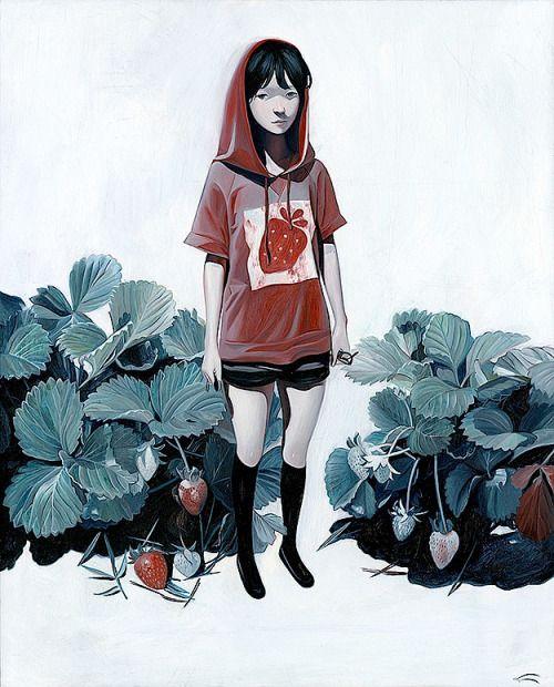 "Joanne Nam's""Hiatus"" at Thinkspace Gallery.Opening on Saturday,..."