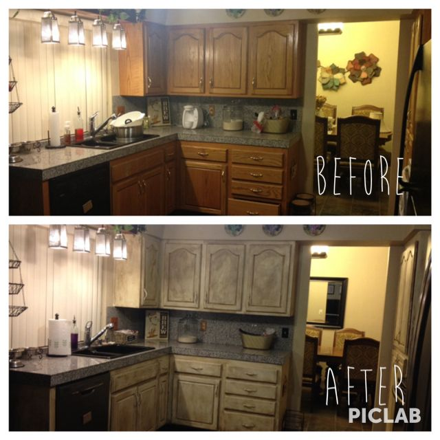 Painting Kitchen Cabinets Annie Sloan: Kitchen Cabinets .. Annie Sloan Paint!