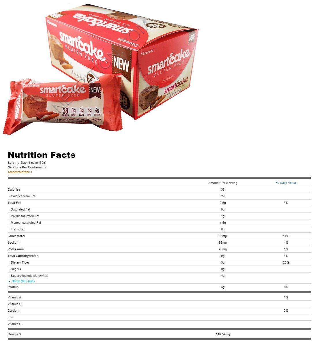 Bread 62694 Smart Baking Company Beyond Gluten Free Smartcake 4