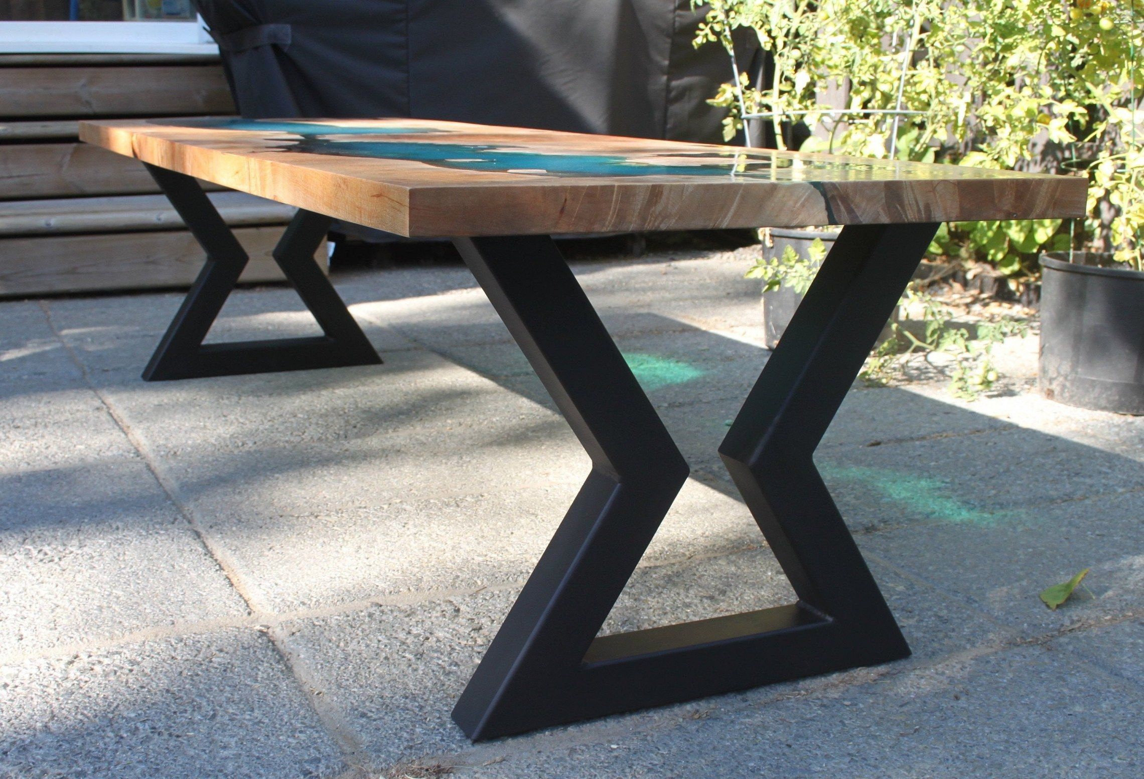 Beautiful Diy Garden Table Amazing Design Metal Table Legs Metal Table Table Legs