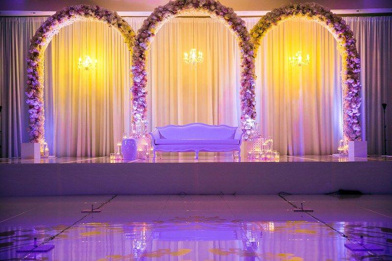 Wedding Decoration Stage