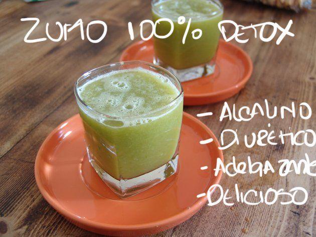 Limpia tu organismo con un jugo detox. Aproveche estos pequeños consejos para que prepare jugos fáciles y saludables sin salir de casa.