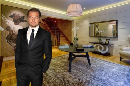 Leonardo Dicaprio On Hunt For New York Apartment