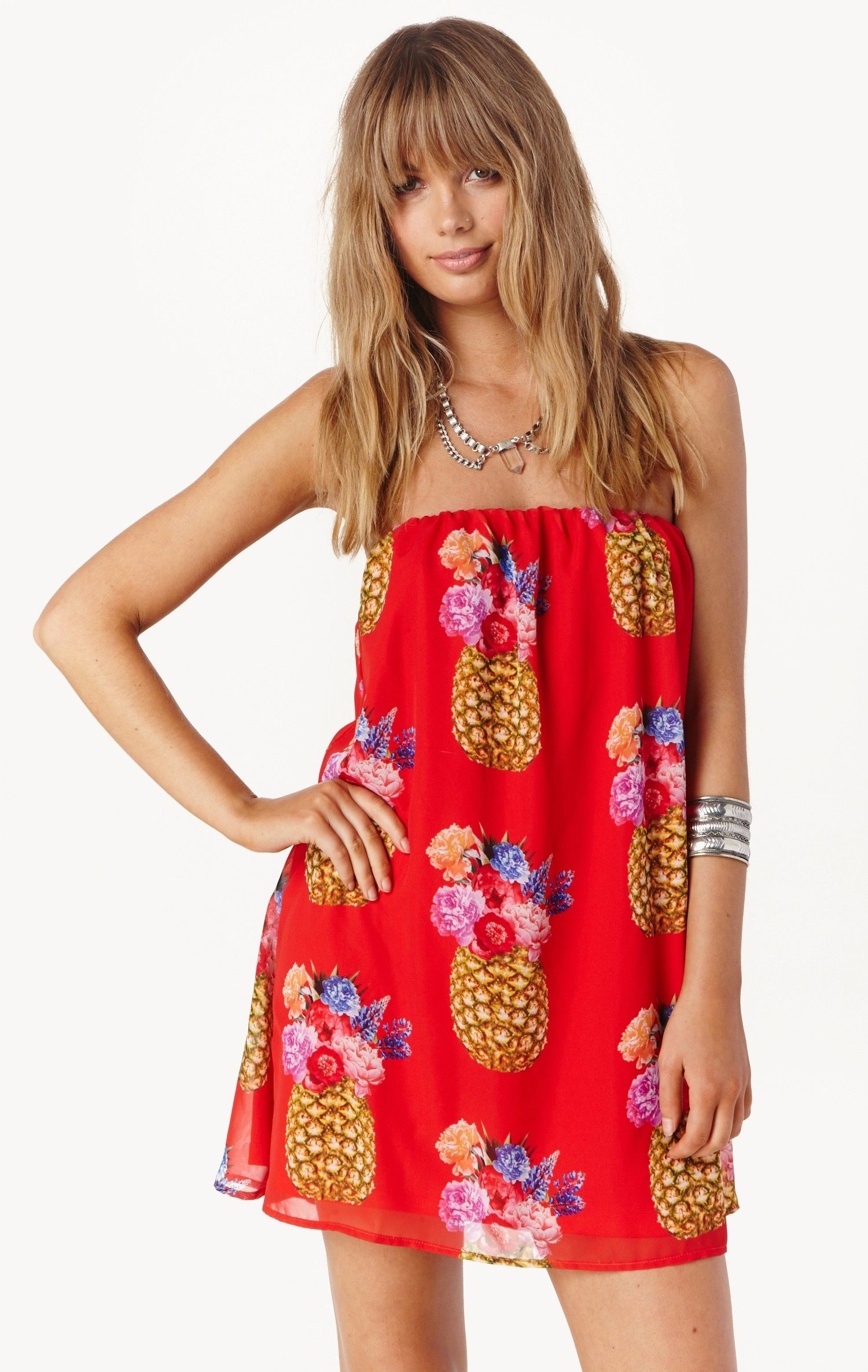Show Me Your Mumu Lorraine Tube Dress Tube Dress Dresses Fashion [ 2370 x 1500 Pixel ]