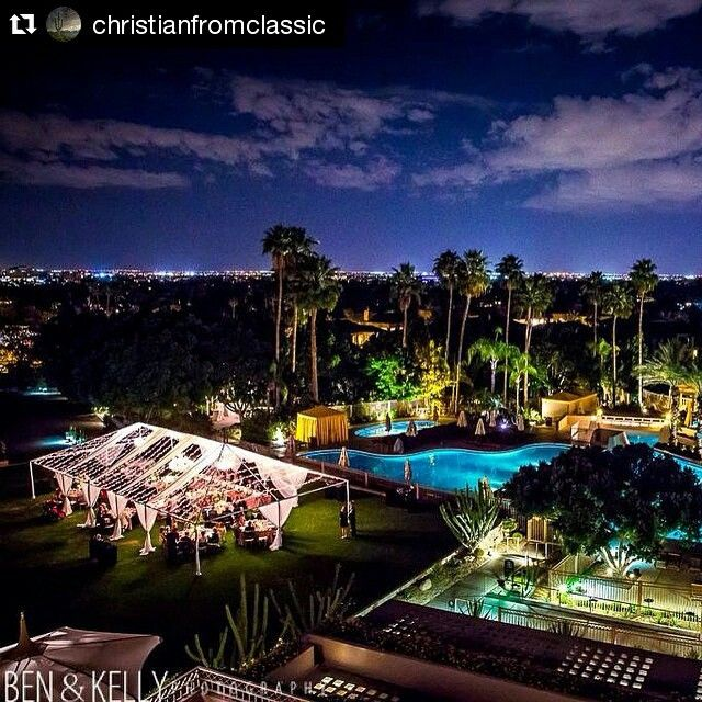 Some Know How To Spend A Summers Evening Classic Party Rentals Phoenix Phoenixclassicpartyrentals Repost Weddingdesign Awesomeness