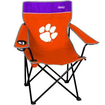 Clemson Tigers Folding Chair Clemson Tigers College