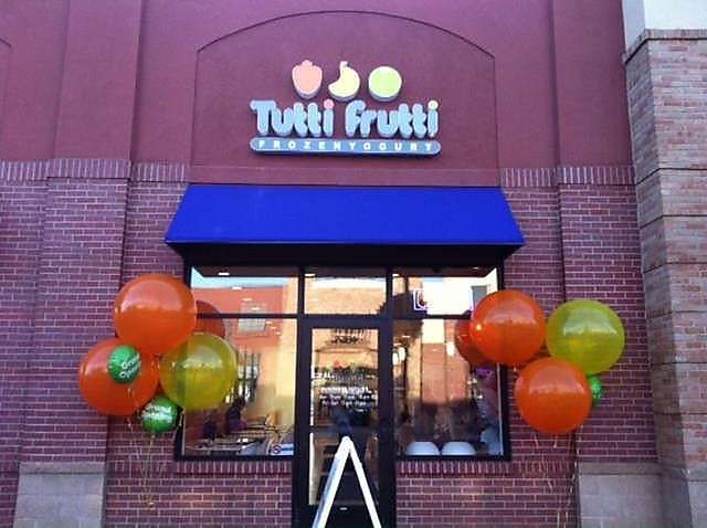 Tutti Frutti The One In Fargo Got Me Hooked Tutti Frutti Frozen Yogurt Tutti Frutti Ball Exercises