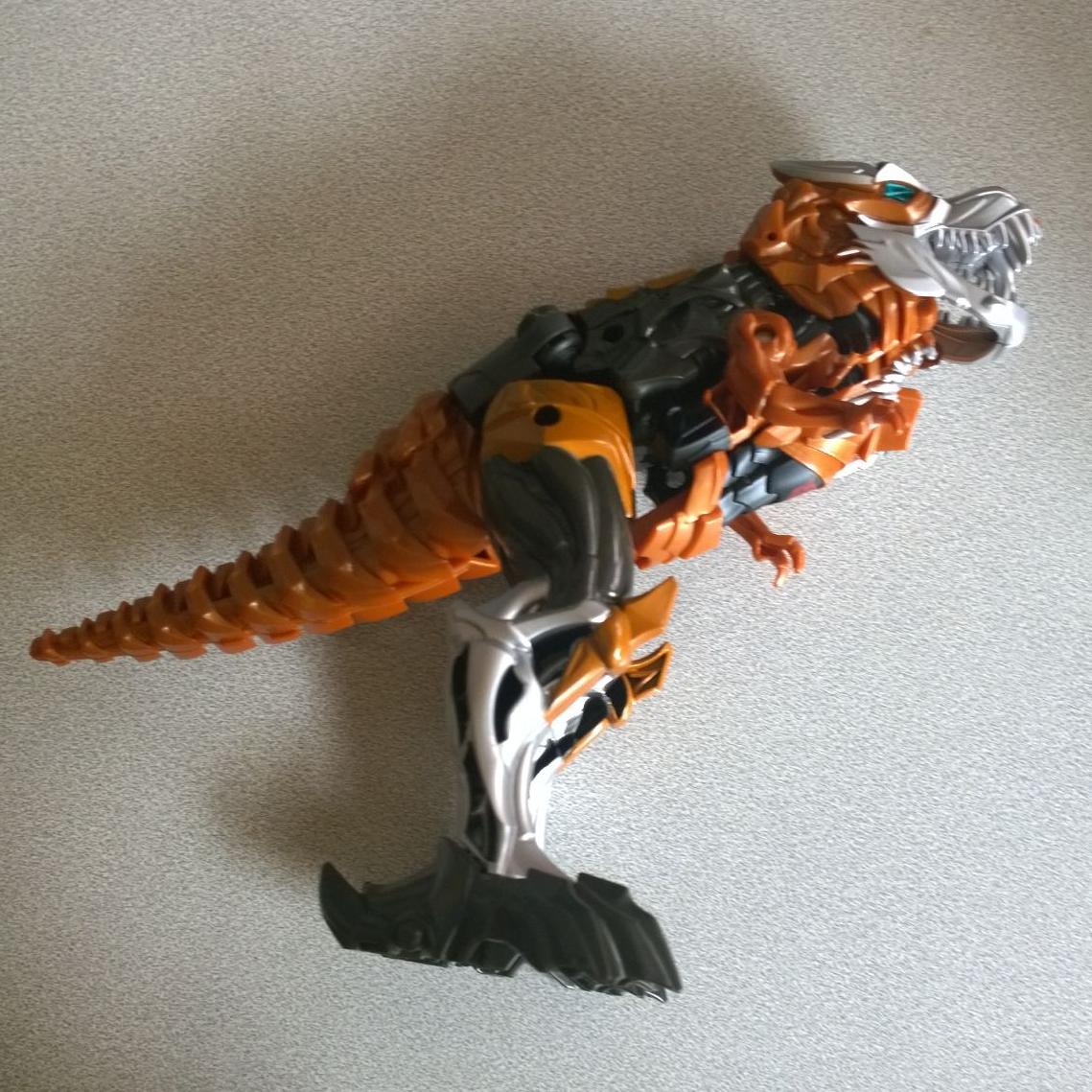 Grimlock Transformers Custom Legends Robots Age of Extinction Action Figure