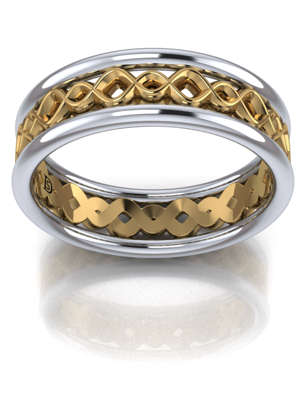 Jd Houston Has Huge Selection Of Waved Shape Wedding Bands At An Amazing Prices