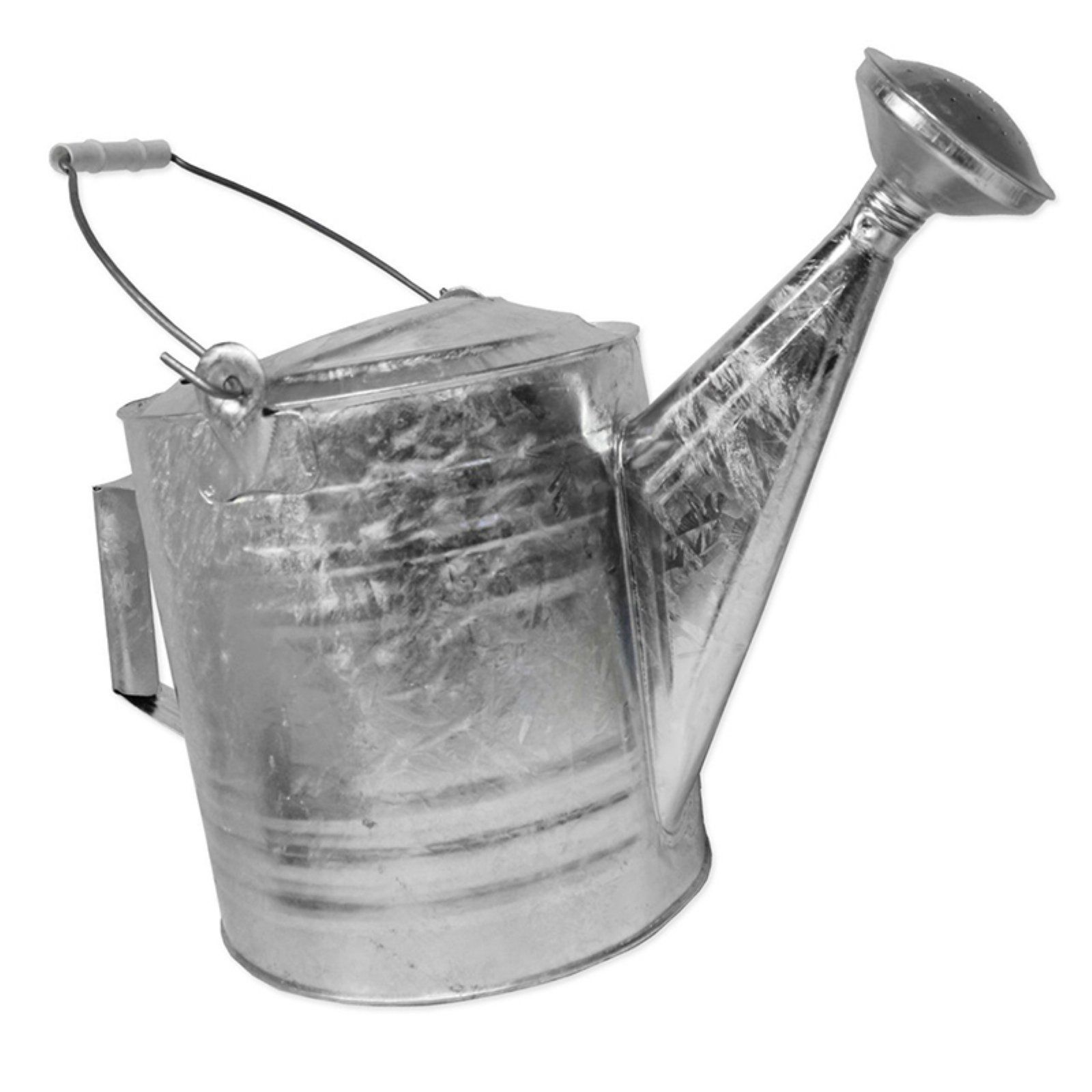 Behrens Hot Dipped Steel Watering Can Watering Can Planter