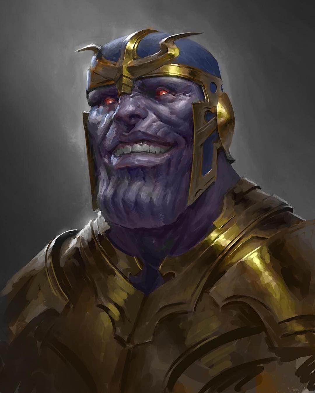 Thanos Fine I'll Do It Myself : thanos, myself, Fine,, Myself.