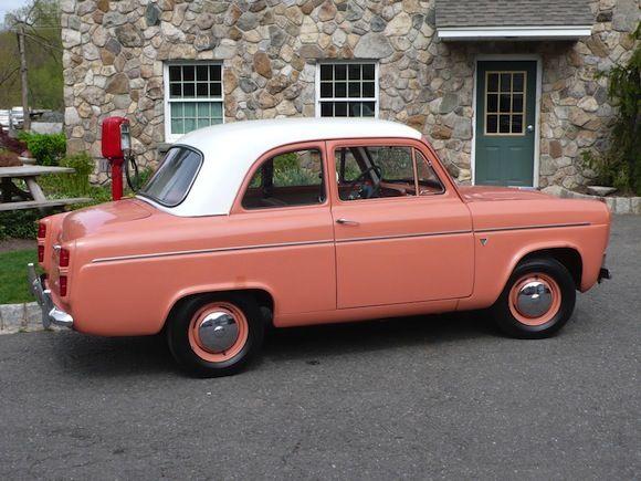 BaT Exclusive: Time-Capsule 1958 Ford Anglia   ANGLIA   Ford
