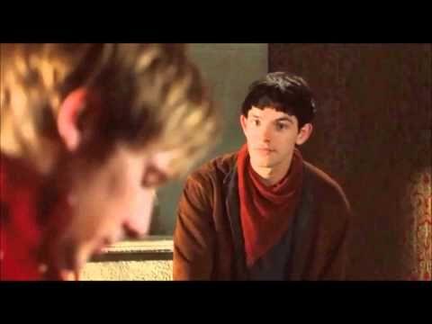 Merlin Funny moments ITA 1x07 Parte1