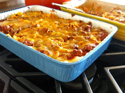 ARIZONA TRAVELER: SOUR CREAM NOODLE BAKE - Pioneer Woman Cooks #sourcreamnoodlebake
